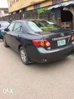 Toyota Corolla 2009 Nigerian Used perfectly drives well and neat