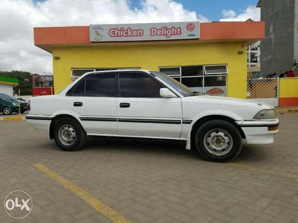 TOYOTA AE 91 EXTREMELY clean for sale Umoja - image 5