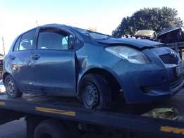 Toyota Yaris 2NZ stripping for spares