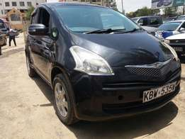Toyota Ractis 1500 cc,Automatic transmission. Buy and Drive