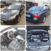 2007 Honda Accord (V4/full option)