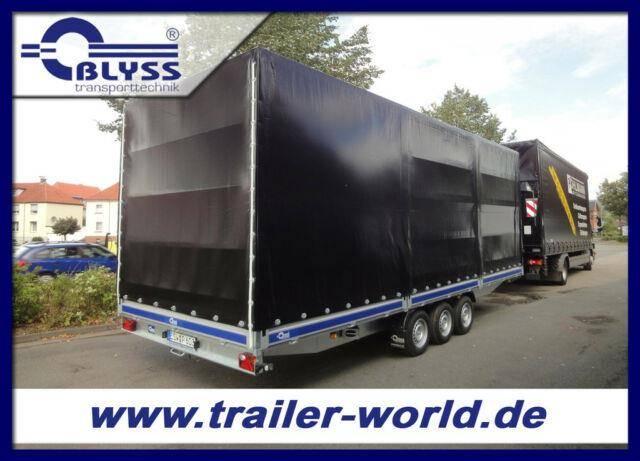 Blyss Hochlader 510x210x200cm 3500 kg GG