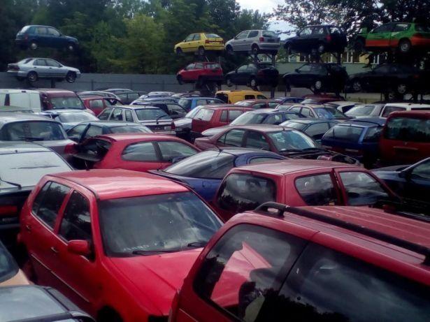 Góra Autozłom, skup samochodów Sosnowiec, Mysłowice, Katowice Sosnowiec QP71