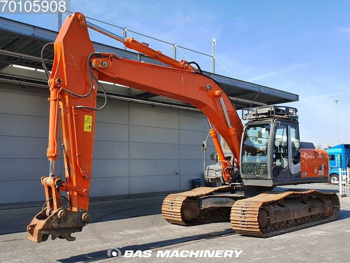Hitachi ZX280LC-3 Nice and clean machine - 2010