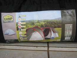 """Camp Master """"family dome 5.1"""" 6 sleeper tent"""