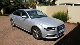 Audi A4 for sale in BRILLIANT condition,