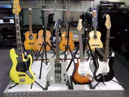 Guitars at Cash Converters Montague Gardens