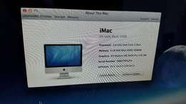 Imac 24 inch - Early 2008 with complete latest Adobe suites for sale