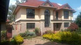 Beautiful 4 bedrooms County Home for sale Runda