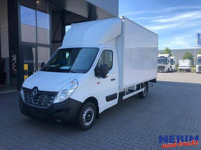 Renault Master 145 Euro 6 Citybox