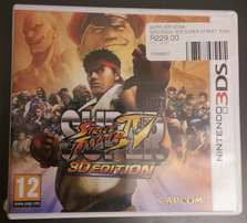 Nintendo 3DS (NDS) Game - Street Fighter 4 3D Edition