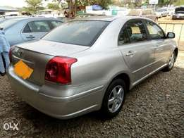 Excellent Toyota Avensis (Bought brand new used only in Nigeria)