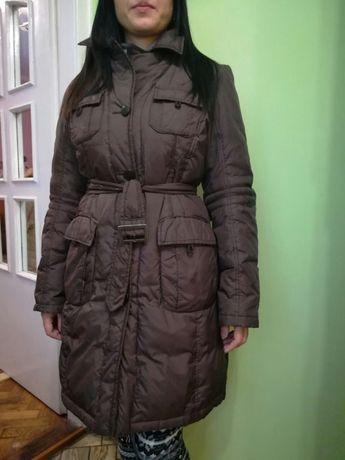 Пуховик куртка парка зимовий L розмір  400 грн. - Жіночий одяг Львів ... bc81ae5702f6e