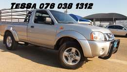 2010 Nissan Hardbody NP300 2.5TD Hi-Rider s/c in Great Condition