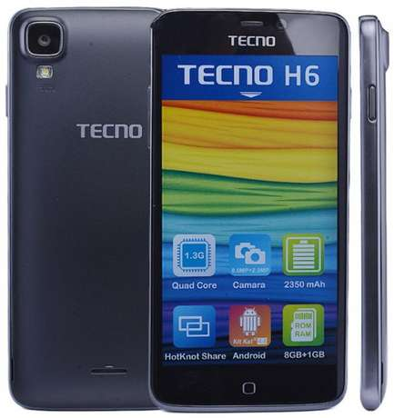Tecno H6 smartphone on quick sale, very clean at Ksh. 4500/= Nairobi CBD - image 1