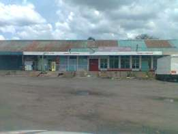 square feet 1250 each of 3 shops at freearea nakuru on highway to let