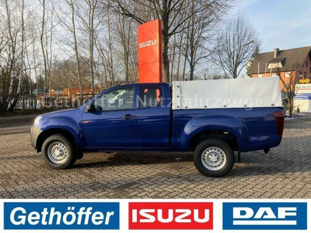 Isuzu D Max Space Cab Basic Euro 6 AT AHK Last 3,5t
