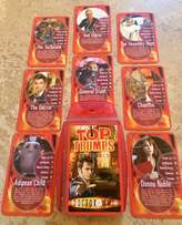 Top Trumps Collectable Cards - Dr. Who
