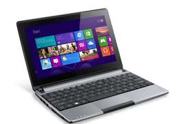 Acer Packard Bell EasyNote TOUCH LAPTOP - 10 INCH