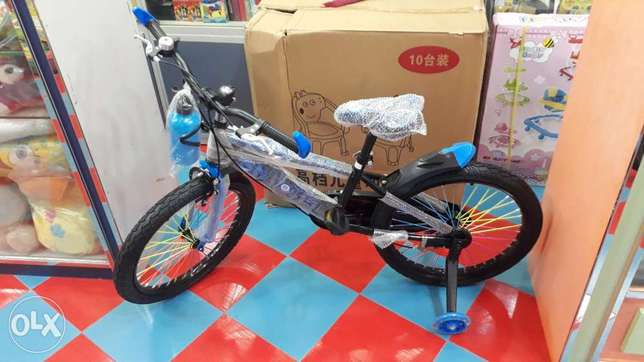 "20""blue colour new cycle for kids for sale"