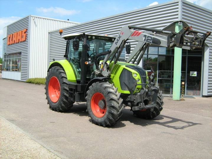 Claas arion 620 cis - 2016