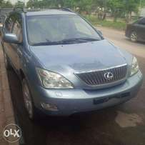 Tincan Cleared Tokunbo, Lexus RX330, 2005, Very OK