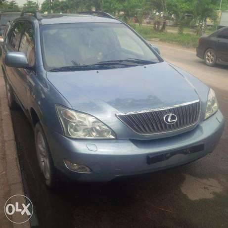Tincan Cleared Tokunbo, Lexus RX330, 2005, Very OK Lagos Island East - image 1