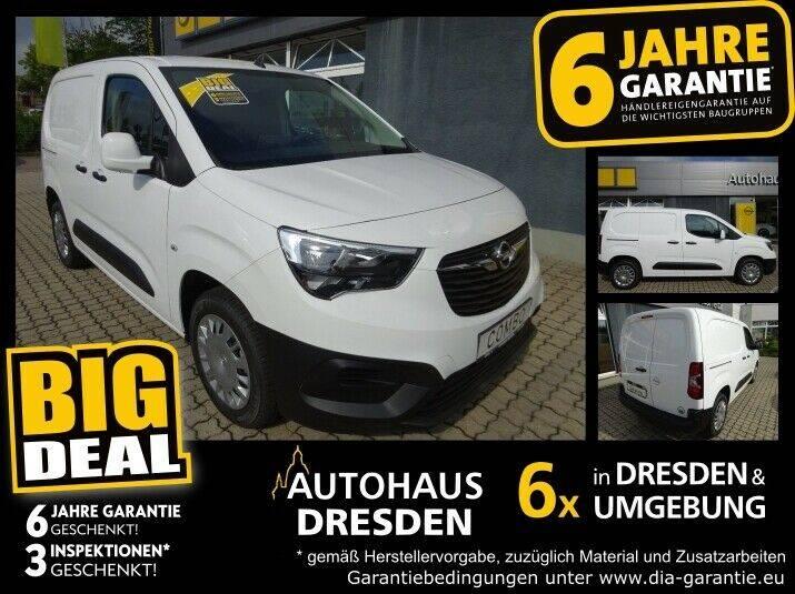 Opel Combo Cargo Edition