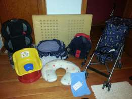 Big special 8pce baby set. All in excellent condition