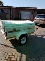 6ft Campmaster Trailer