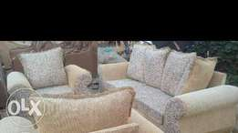 Enjoy the comfort of new 5 occupant sofa and different colours ready