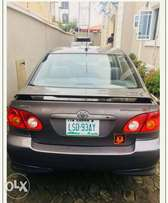 Few Month used TOYOTA COROLLA SPORT 2004 Model available