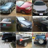 Nigerian Used Toyota Camry 2003 For Sale