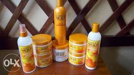 Cantu range of products