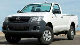 Petrol Hilux wanted