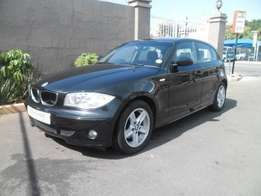 2006 BMW 1 Series 120i Exclusive A/t (e87