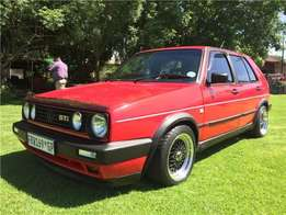 1992 volkswagen golf R 15500