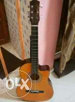 Neatly used Standard Acoustic Guitar size 37