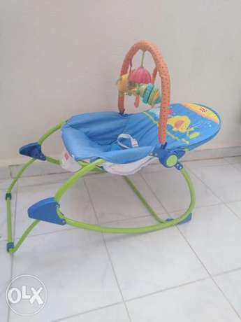 Fisher price rocker جونيه -  2