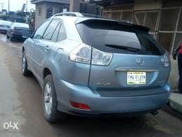 Lexus Rx330 with full duty paid