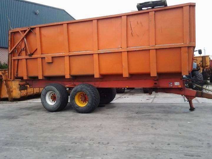 le bouch 18 ton dump - 1994