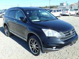 2010 Honda CR-V ZL Smart Edition.