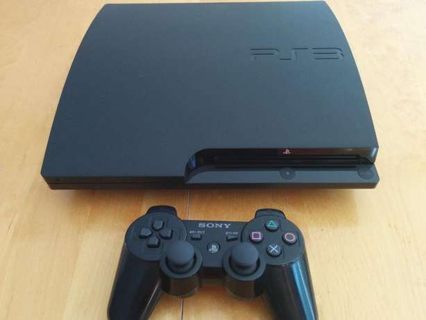Playstation 3 console with controller slim PS3 160GB CECH-3001A workin Nairobi CBD - image 1