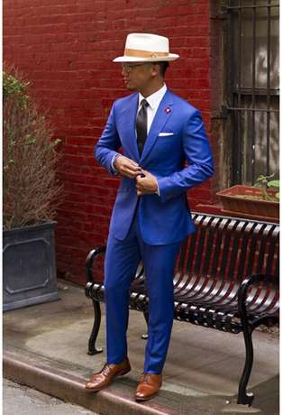 Royal blue wedding and official men suits. FREE DELIVERY. Nairobi CBD - image 8