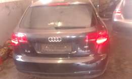 Audi a3 2.0 tfsi dsg 2010 striping for spares