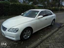 Toyota mark x new shape (trade in accepted)