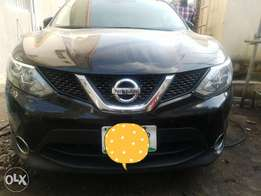 Clean registered Company used Nissan Qashqai with low mileage