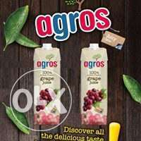 Greek Natural Packed Fruit Juices Wholesale/retail