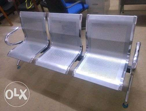 Quality Office Waiting / Reception Chair Lekki - image 1