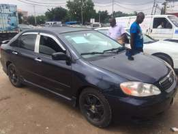 Toyota Corolla Sport 2006, Well maintained